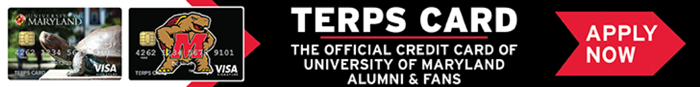 Terps Card Promotional Advertisement